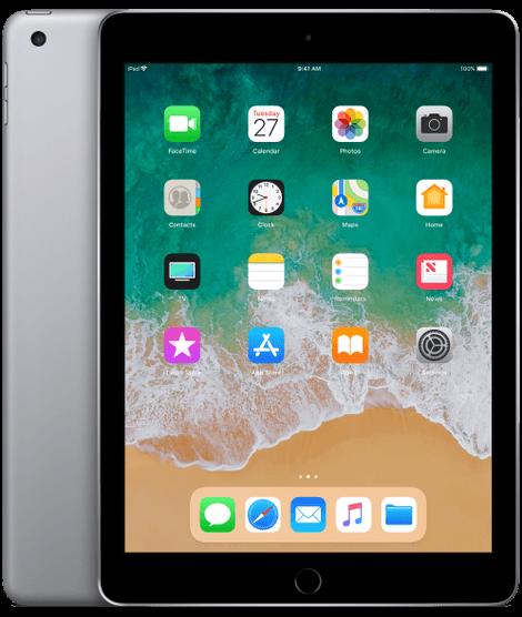 Ремонт iPad 2017-2019