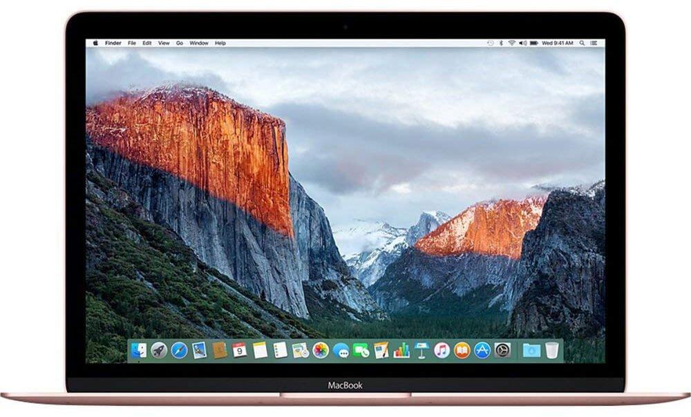 Ремонт MacBook 12 2016-2017